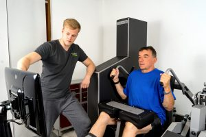 2 Medizinische Trainingstherapie - Individualtraining